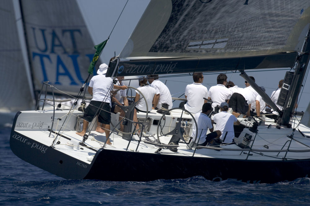 A slow but successful start on day one of the Rolex IMS Offshore Worlds in ...