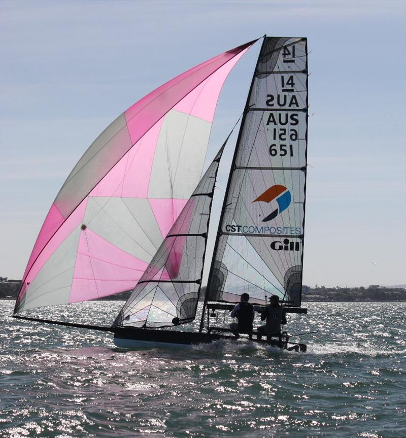 International 14 2018 Australian Championships - Day 4 - photo © John Graham