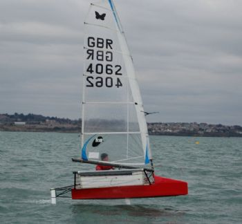 good for sailor: Guide to Get Moth sailing boat design