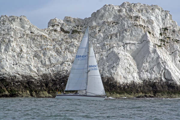 Single-Handed Race Round the Isle of Wight