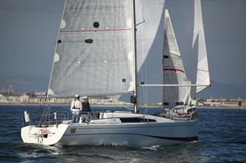 RCYC Commodore, Dale Kushner's Yolo will be racing Two-Handed