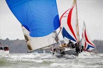 Garmin Hamble Winter Series week 8
