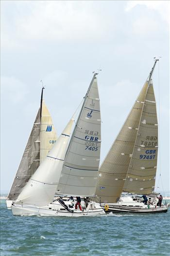 Royal Southampton Island Double Race takes place on 5th May