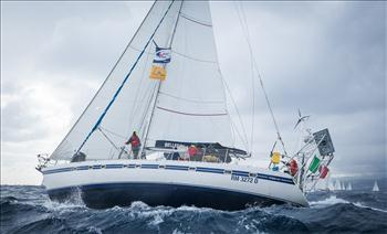 The 27th ARC cruising boats are now en route to Saint Lucia