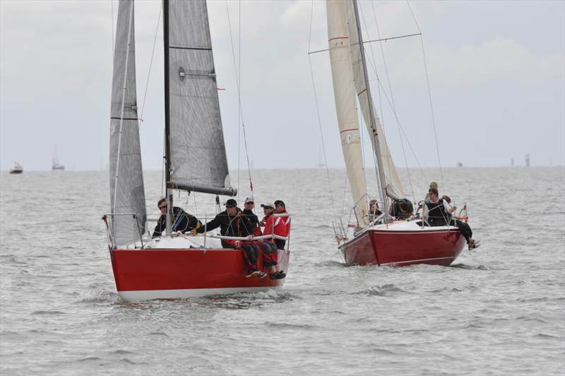 irc small boat regatta at royal air force yacht club