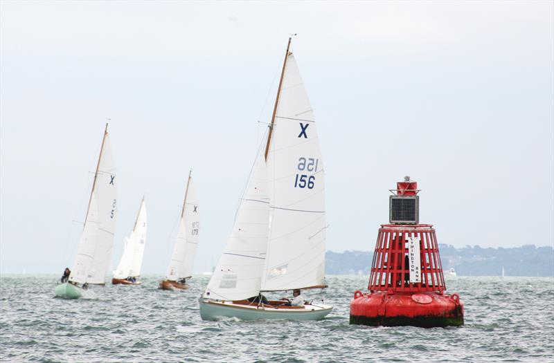 Taittinger Royal Solent Yacht Club Regatta - photo © Keith Allso