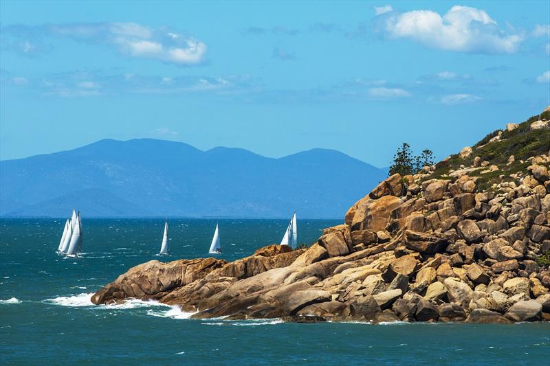 Boating To Magnetic Island