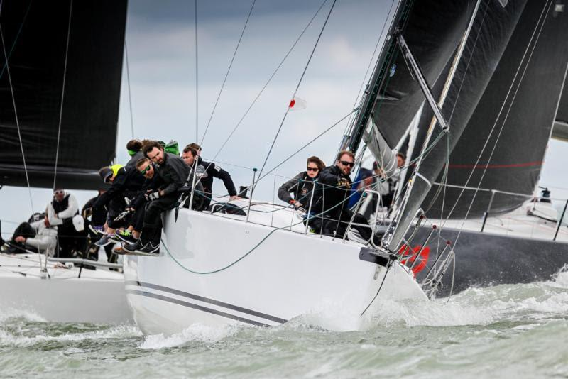 Roger Bowden's King 40, Nifty at the RORC Easter Challenge - photo © Paul Wyeth / www.pwpictures.com