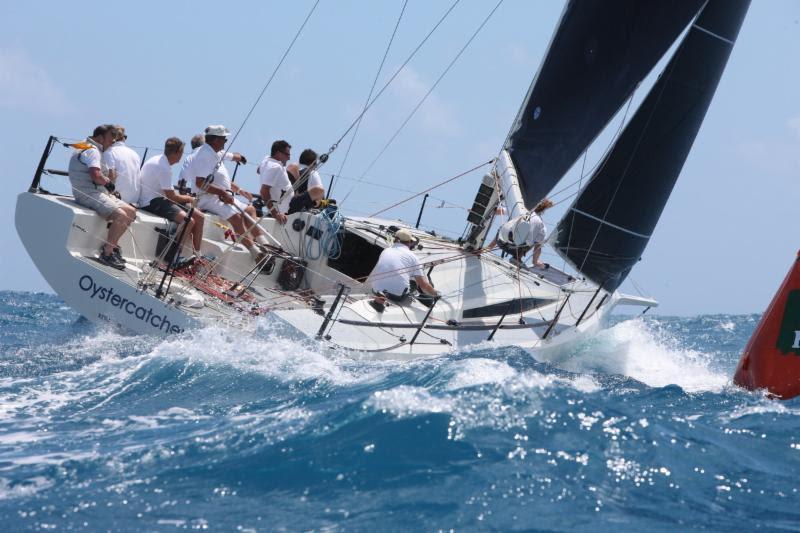 Sir Richard Matthews' Humphries 38, Oystercatcher XXXI - photo © Antigua Sailing Week