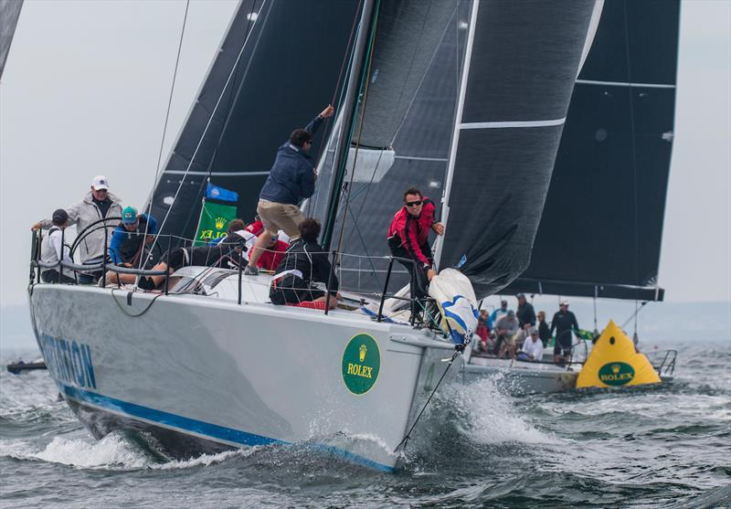 Temptation during the 63rd New York Yacht Club Annual Regatta - photo © Rolex / Daniel Forster