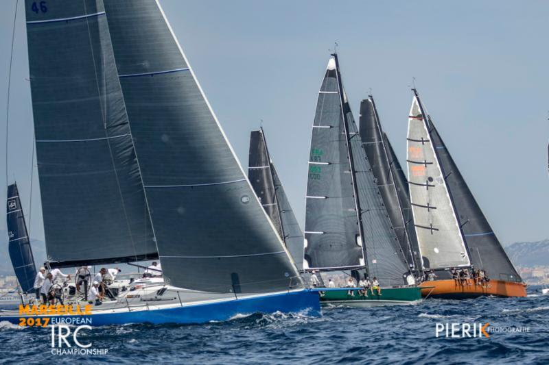 IRC European Championships - Dominique Tian's Ker 46 Tonnerre de Glen won IRC One - photo © Pierik Jeannoutot