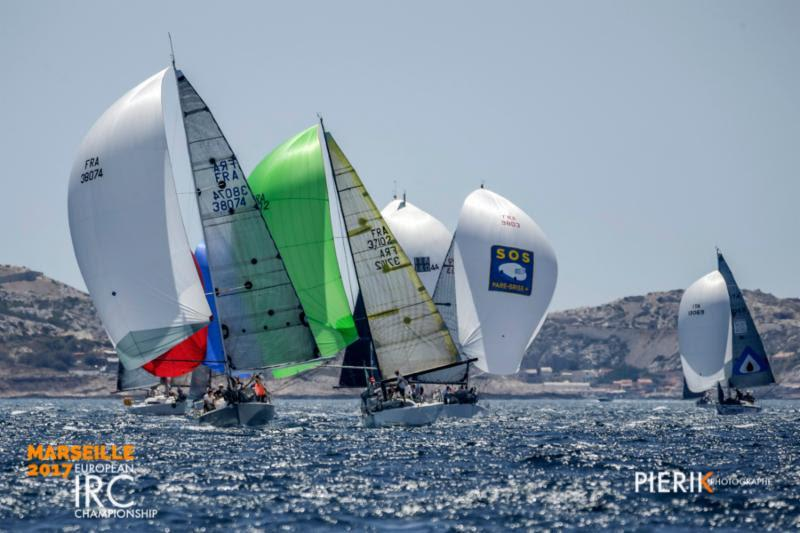 IRC European Championships - Guy Claeys and his crew on the JPK 10.10 Expresso 2 leads IRC Four to victory and to the overall title - photo © Pierik Jeannoutot