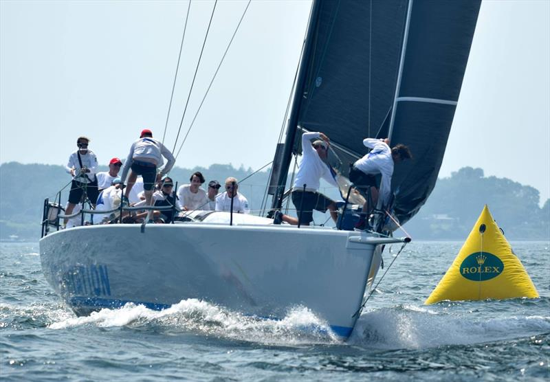 Temptation during the IRC East Coast Championship at the New York Yacht Club - photo © Stuart Streuli / NYYC