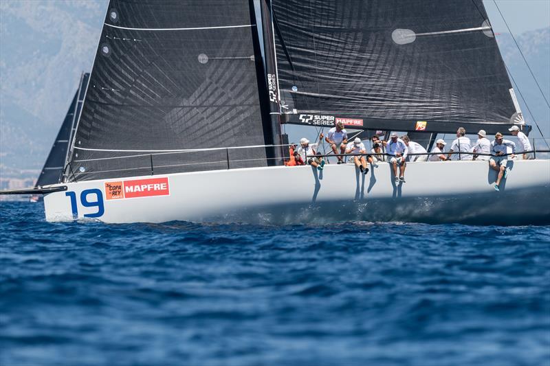 Alegre, winner of Mallorca Sotheby´s IRC at the 36th Copa del Rey MAPFRE - photo © Ricardo Pinto / Copa del Rey MAPFRE