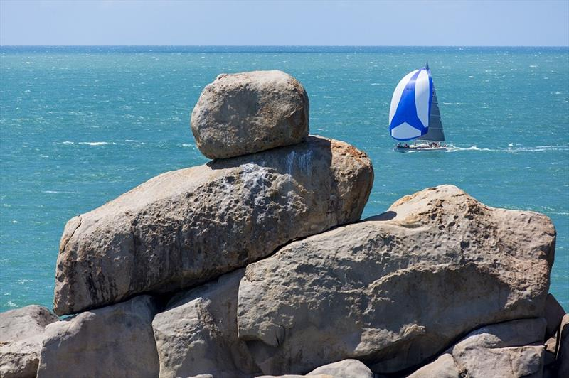 Tevake II on a scenic course last year at SeaLink Magnetic Island Race Week - photo © Andrea Francolini