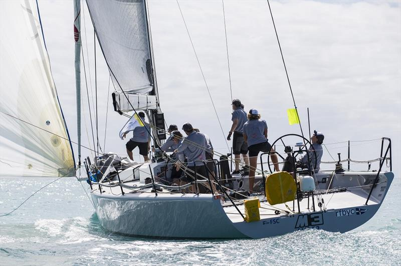 M3 on day 1 of Airlie Beach Race Week 2017 - photo © Andrea Francolini