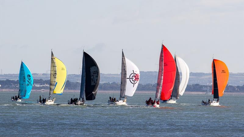 JOG Cowes - Not Poole Race 2017 - photo © Richard Palmer & Chris Barker