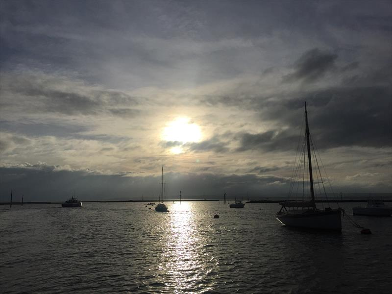 Lymington Town Sailing Club Solent Circuit day 3 - photo © Alex Barnes