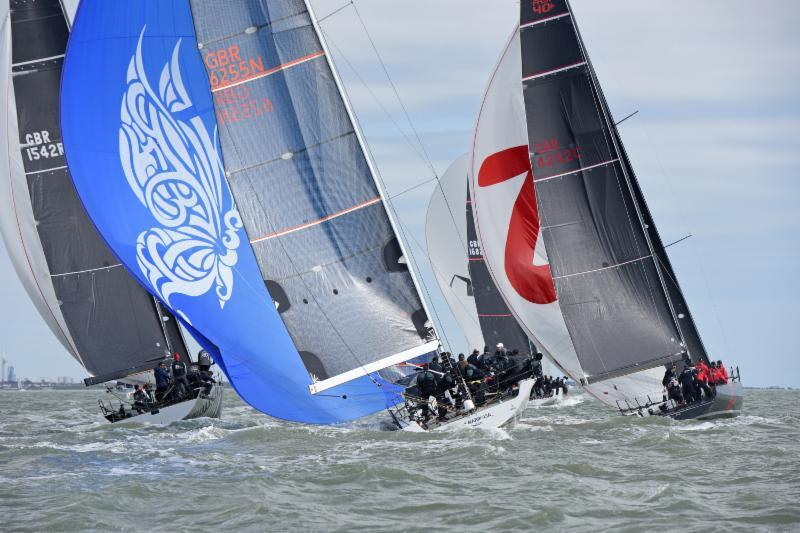 Europeans Cup for winning IRC Zero will be awarded to Ker 46 Lady Mariposa - photo © Rick Tomlinson / www.rick-tomlinson.com