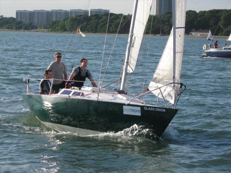 Southampton Water Sailing Association Evening Series Overall