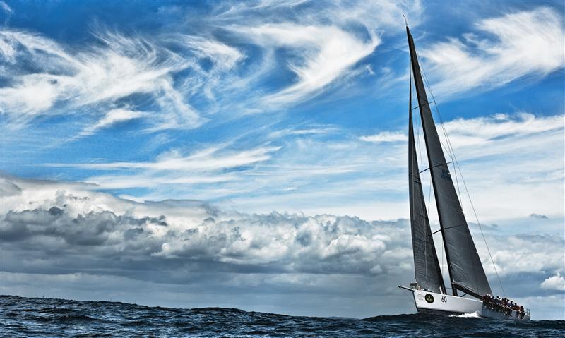 [转载]风急浪恶 扬帆出海