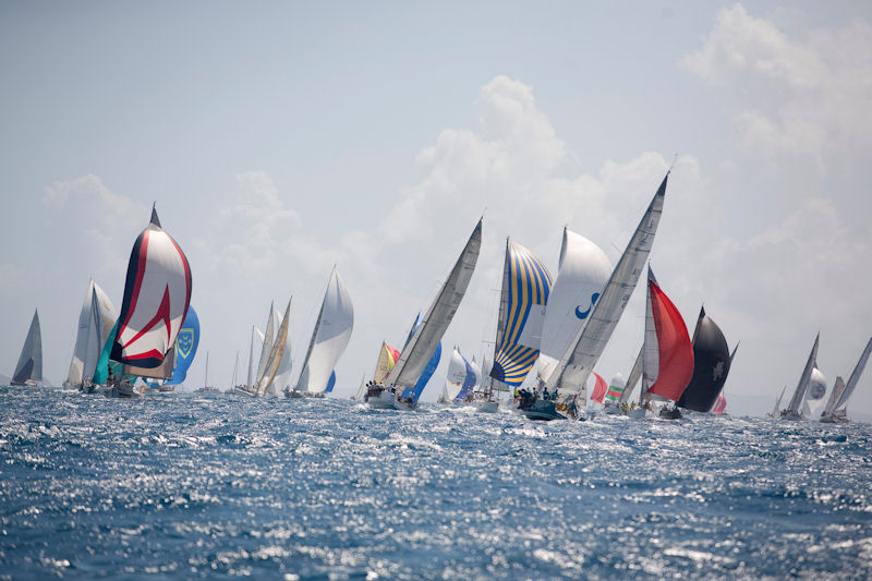 Nearly 200 yachts are signed up for the 32nd St. Maarten Heineken Regatta
