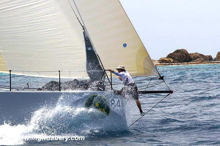 International Rolex Regatta day 1 photo copyright Ingrid Abery / www.ingridabery.com taken at St. Thomas Yacht Club and featuring the IRC class