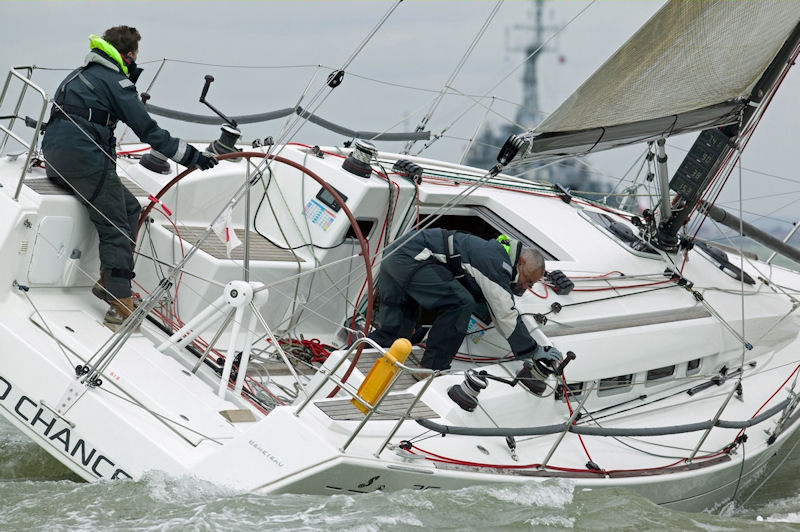 Double Handed Round The Island Race