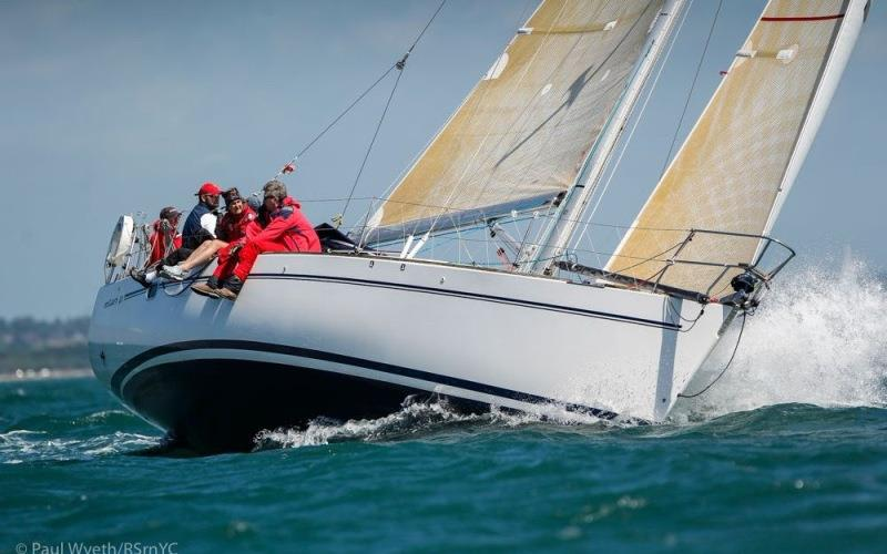 Tremendous season at the Royal Southern Yacht Club photo copyright Paul Wyeth / RSrnYC taken at Royal Southern Yacht Club and featuring the IRC class