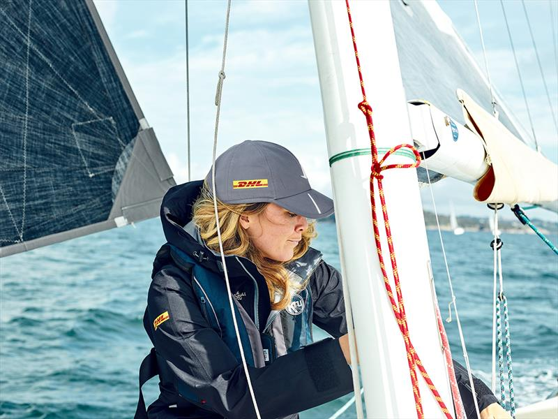 British skipper Susie Goodall joins Race Founder Don McIntyre to present the GGR at the Sail Spain festival in Bilbao 3-4th Marc photo copyright Maverick Sport / GGR / PPL taken at  and featuring the IRC class
