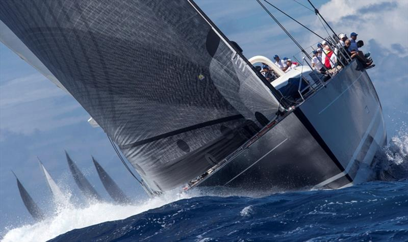 St. Barths Bucket Regatta photo copyright Carlo Borlenghi taken at  and featuring the IRC class