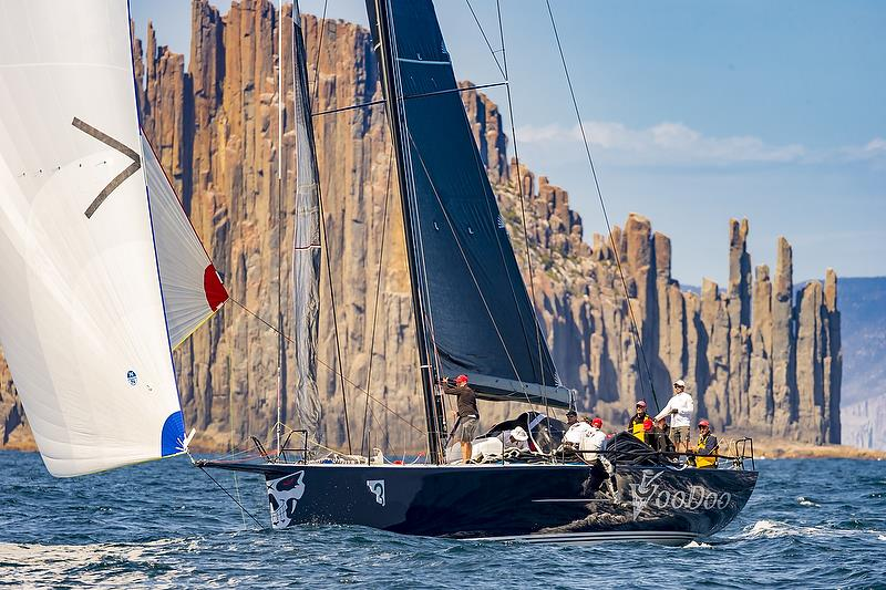 VOODOO, Bow: 63, Sail n: AUS98888, Owner: Hugh Ellis, State / Nation: VIC, Design: Reichel Pugh 63 - photo © Rolex / Studio Borlenghi
