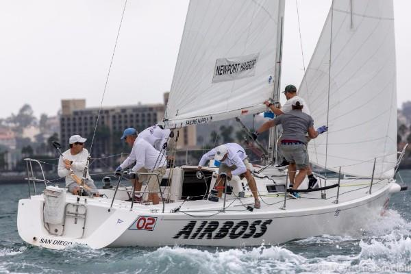Newport Harbour Yacht Club win the 102nd Challenge for the ...