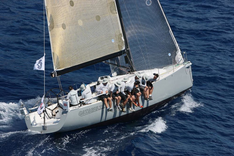Tim Wright / RORC Caribbean 600