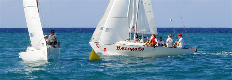 Jamin Jamaica J/22 Regatta photo copyright Jamin Jamaica J/22 Regatta taken at Montego Bay Yacht Club and featuring the J/22 class