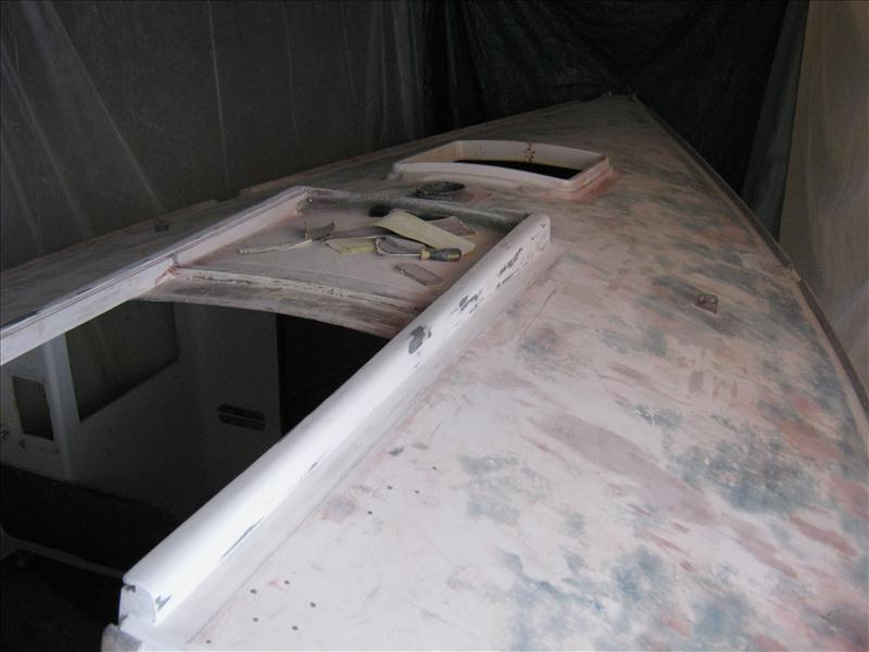 The refurbishment of a 1979 Westerly J/24 'Jiggy With It'