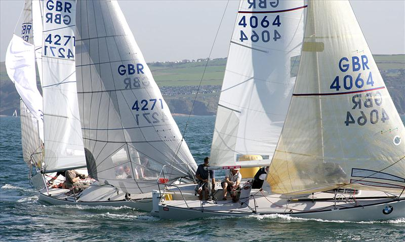 J/24 Autumn Cup at Royal Western Yacht Club