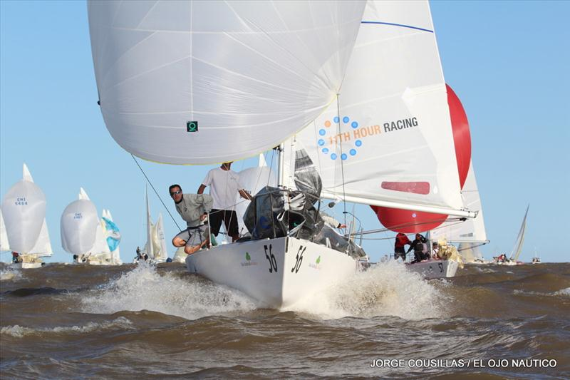 J24 Worlds at Buenos Aires day 2