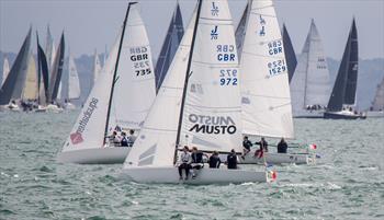 Taittinger Royal Solent Yacht Club Regatta preview