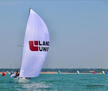 Exciting link up for Land Union September Regatta