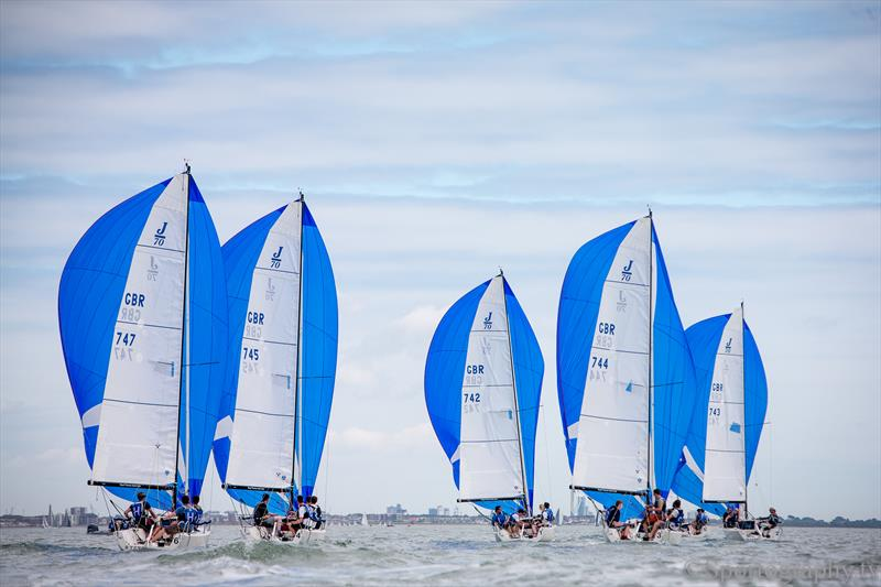 Seldén Mast sponsors British Keelboat League - photo © Alex Irwin / www.sportography.tv