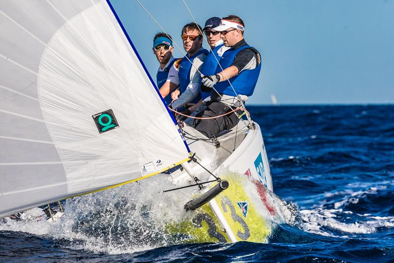 Port Edgar Yacht Club On Day 1 Of The Audi Sailing
