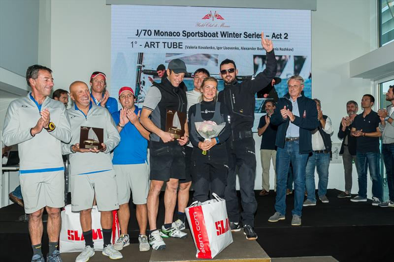 5th Monaco Sportsboat Winter Series Act 2 - photo © Mesi / YCM
