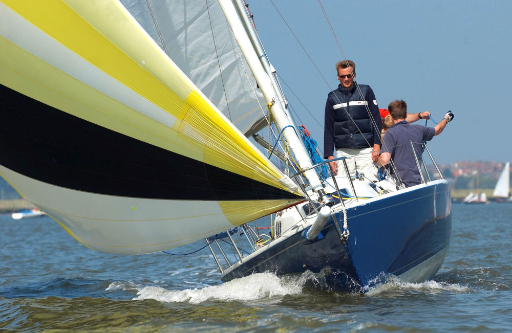 220 boats in 18 classes for the Aldeburgh Yacht Club Sailing Regatta