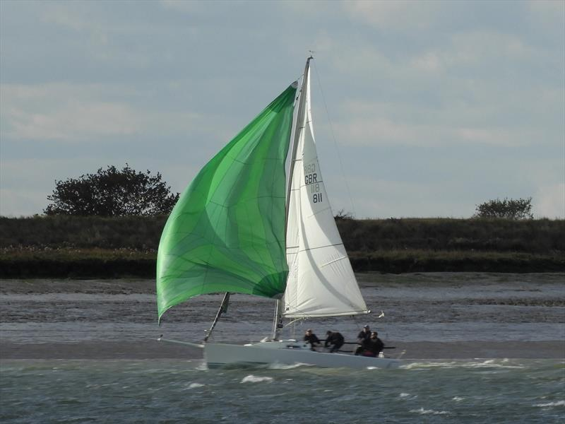 J80 during the Peter Cashel Memorial Trophy - photo © Paul Trueman
