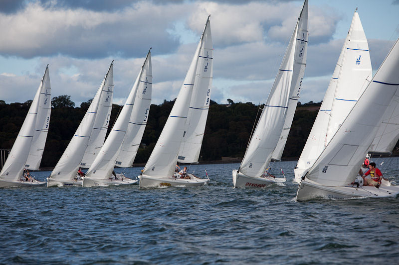 Isa all ireland sailing championships day 2 for Royal dutchman fishing report