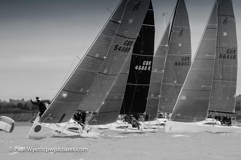 35th Hamble Winter Series day 7 - photo © Paul Wyeth / www.pwpictures.com