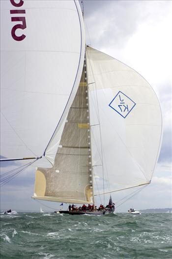 J Class Solent Regatta day 2