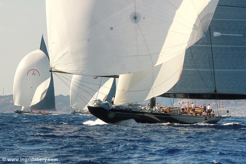 j class regatta sardinia - photo#33