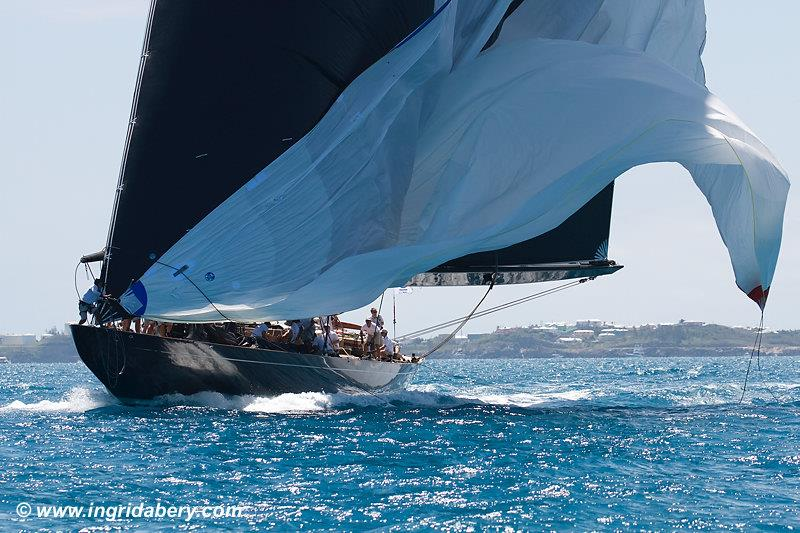 Day 1 of the America's Cup J Class Regatta in Bermuda - photo © Ingrid Abery / www.ingridabery.com